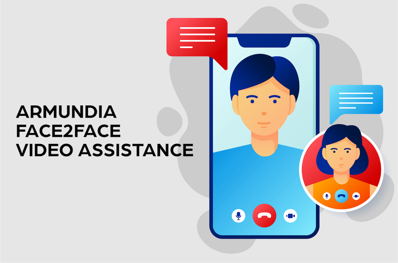 Armundia Face-to-Face Video Assistance by Armundia Group