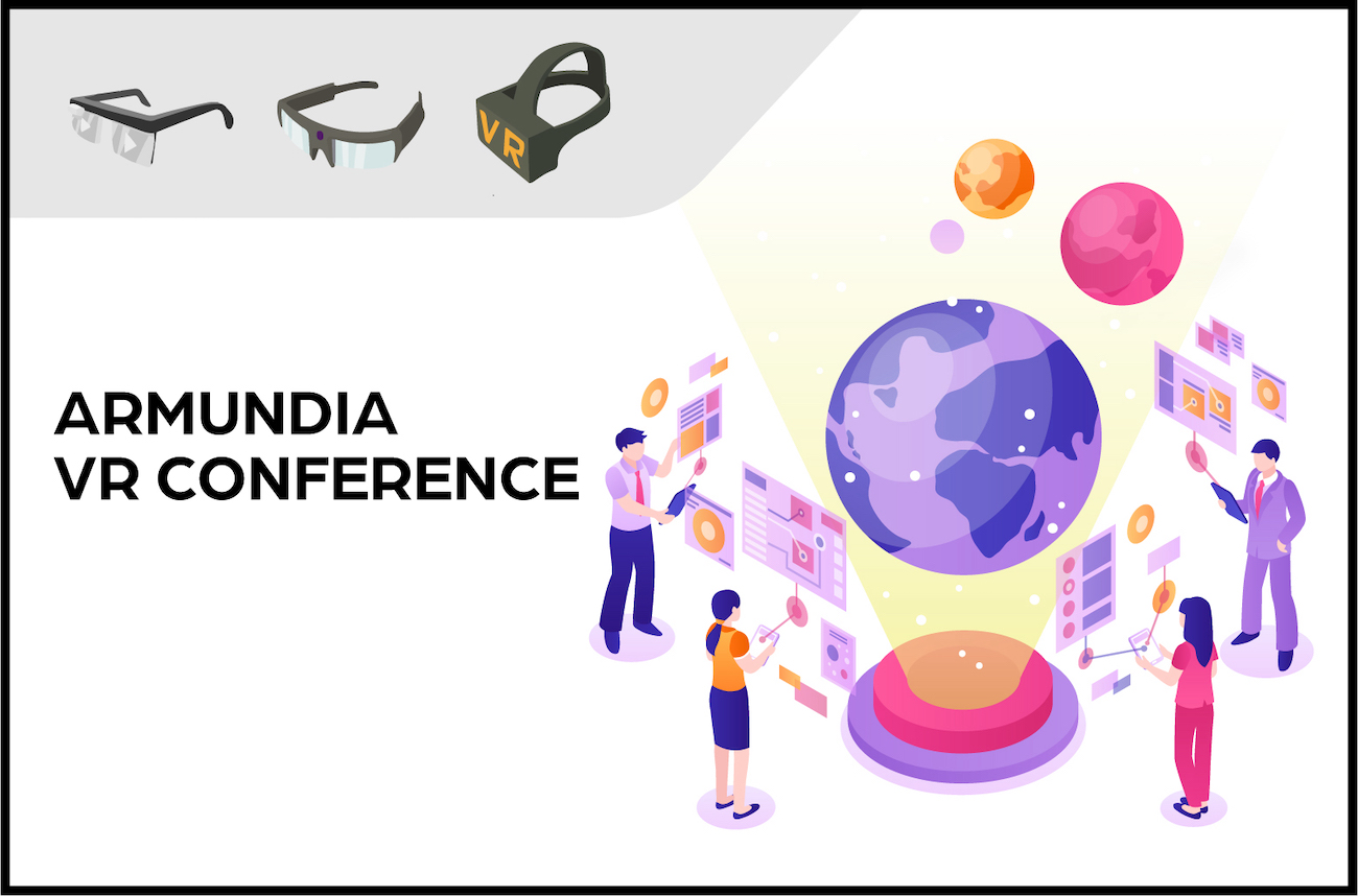 Armundia launches the Armundia VR CONFERENCE